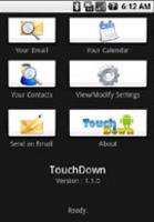 touchdown android