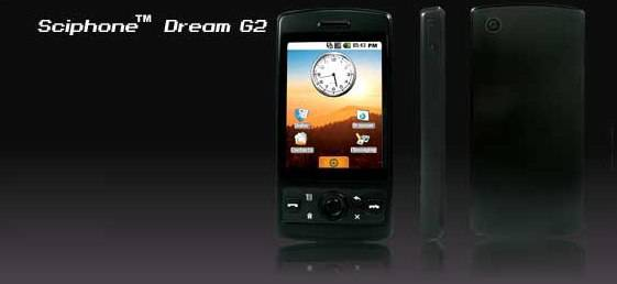 Android G2 dream