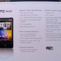 HTC Aria unboxed2