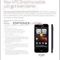 HTC Droid Incredible Android 2.23