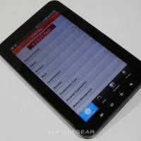 Verizon Galaxy Tab Review4