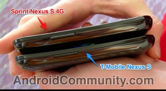 Sprint-Nexus-S-4G-Vs-T-Mobile-Nexus-S