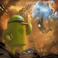 iPhone Android Smartphone OS War