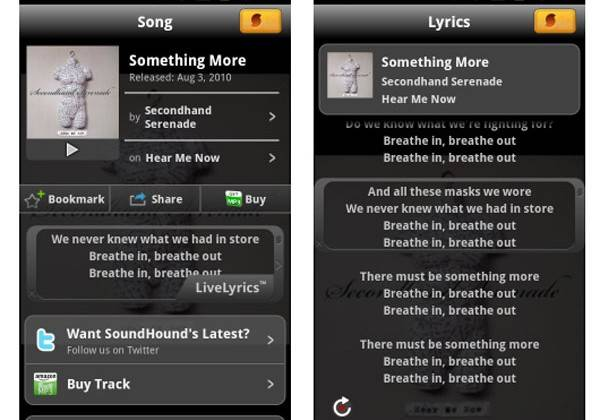soundhound-lyrics