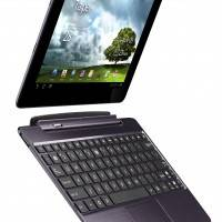 PR ASUS Eee Pad Transformer Prime with dock Amethyst Gray