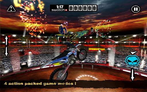 Red Bull X-fighters 2012 android game 4