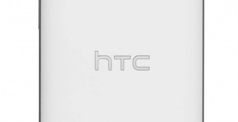 HTC One VX Back