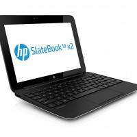 HP Slatebook x2 - Left side