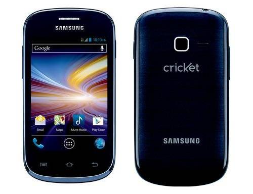 Cricket launching the Galaxy Admire 2 and Galaxy Discover on July 21