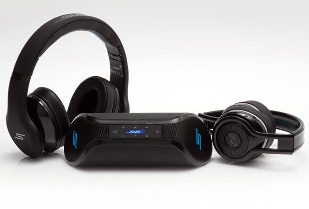 SMS Audio - STREET by 50 ANC Over-Ear, SYNC by 50 Wireless Speaker and SYNC by 50 On-Ear