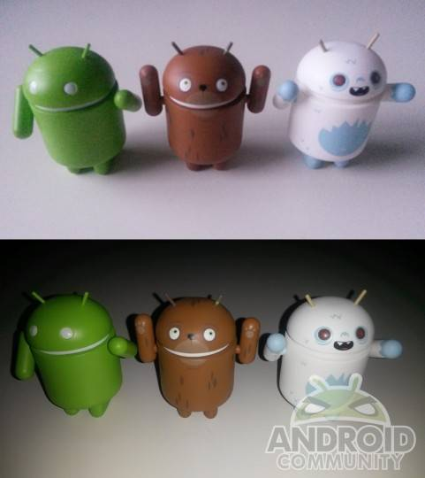 GS4 mini Day and Night