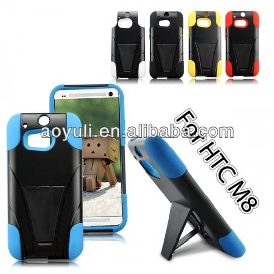 for_HTC_M8_case_T_shape_kickstand