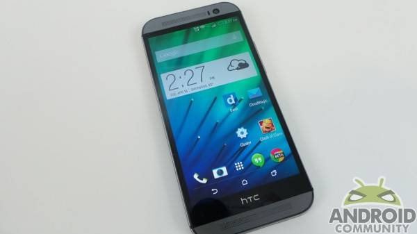 HTC One Bezel AC