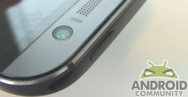 HTC One Power Button AC