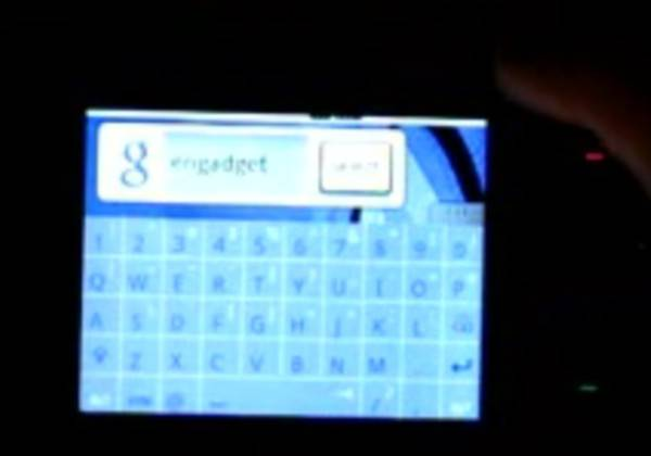 android on htc touch