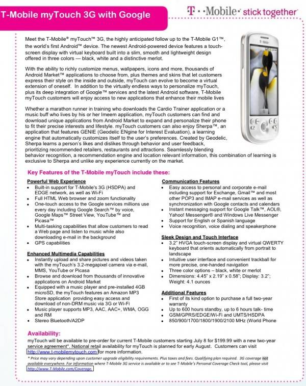 myTouch Fact Sheet_Final.pdf (1 page)