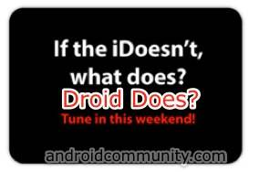 droid does