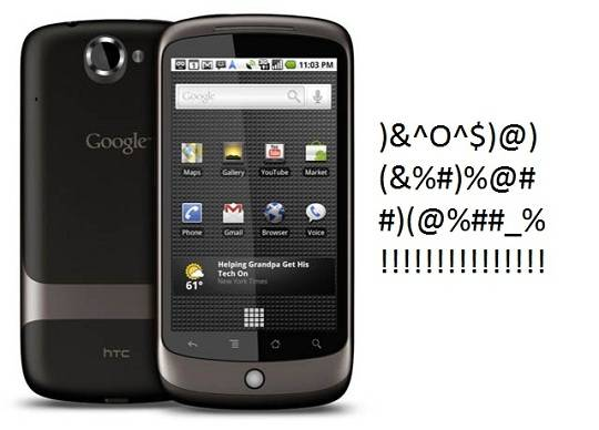 Nexus One and T-Mobile 3G Issues Flood Google Support Forums