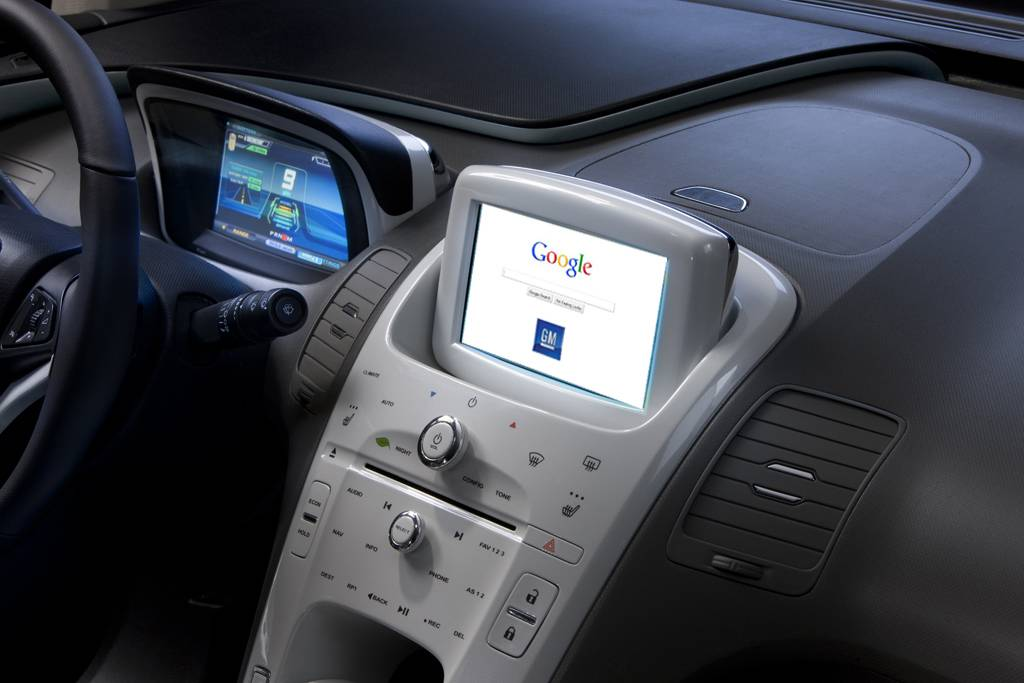 Android Could be the Next Operating System of the Chevy Volt