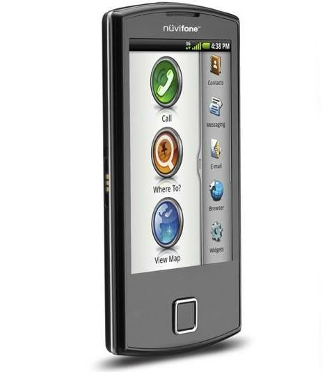 Garmin-Nuvifone-A50-Android-smartphone