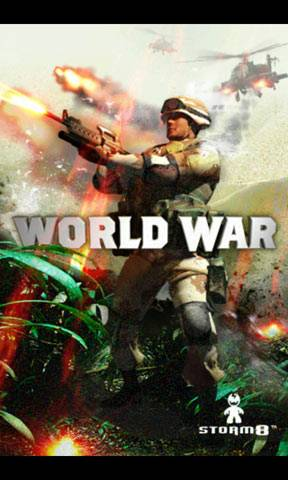 World-War-Splash-Screen