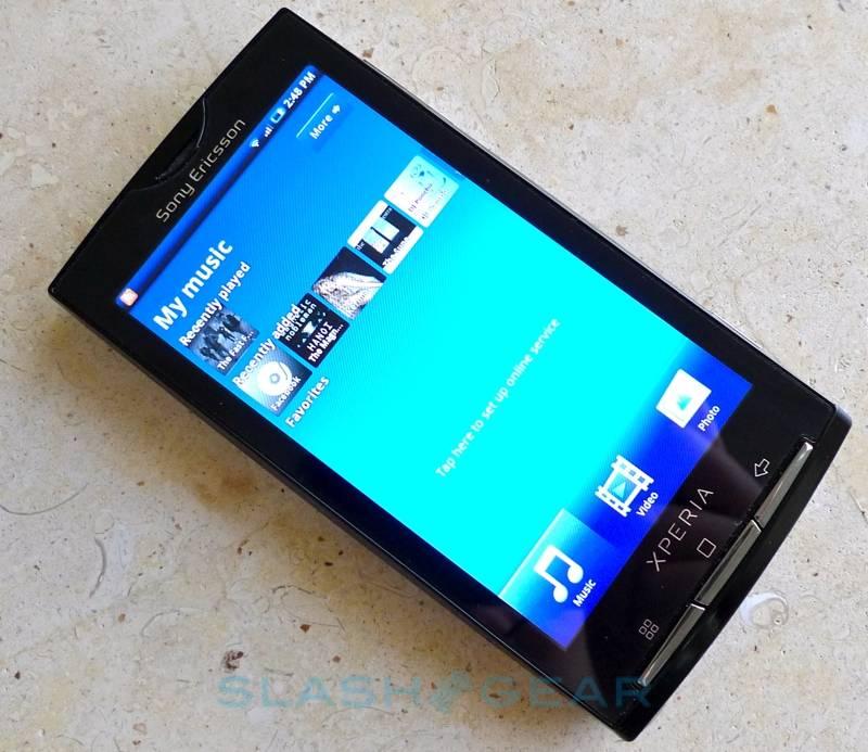 Android 21 for XPERIA X10 X10 mini amp X10 mini pro in Q3