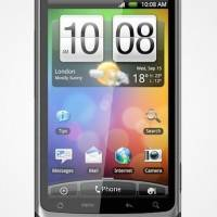 HTC Desire Z_Front