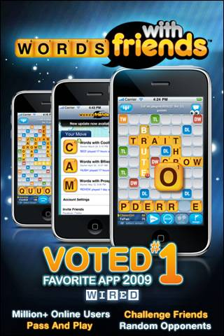 Words with Friends Port for Android Coming Soon - Android