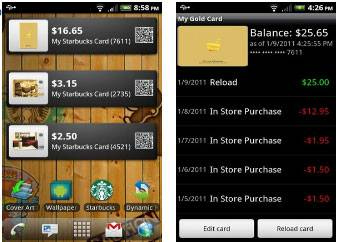 Official Starbucks mobile payment app in the works, third
