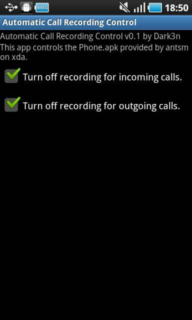 Record Calls on your Galaxy S - Android Community
