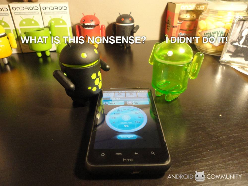 HTC Inspire 4G Lacks HSUPA (3G Upload Speed Capability) Says AT&T