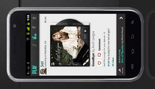 AOL Play Music app hits Android - Android Community