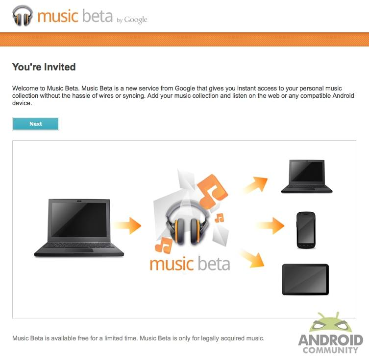 music beta by Google Full Guide - Android Community