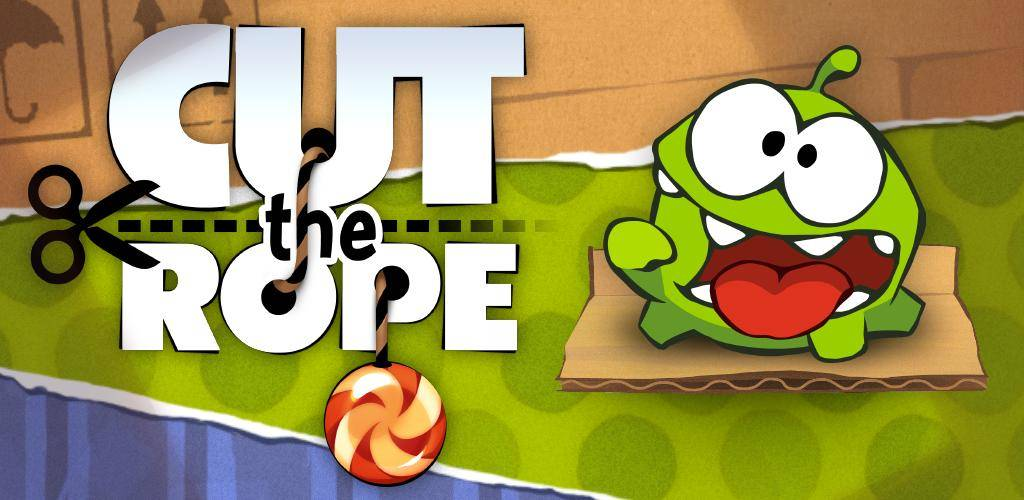 Image result for Cut The rope.