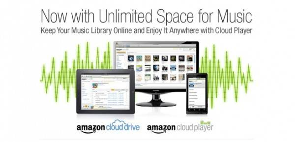 Amazon cloud unlimited