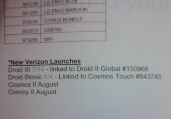 Bionic August 4th