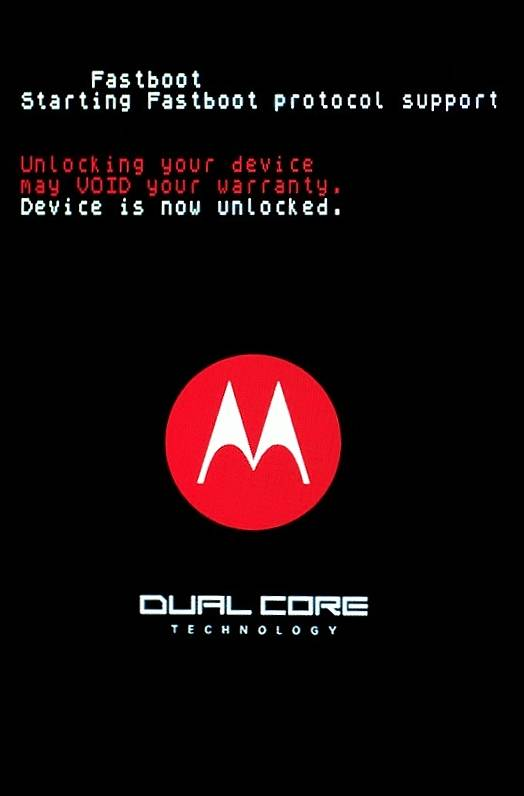 Droid 3 Bootloader Locked, We're Still Waiting for Moto's Official
