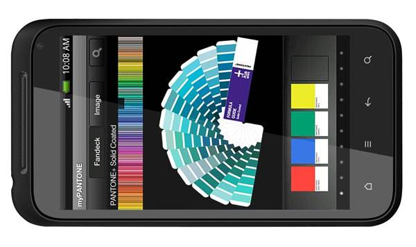 Pantone announces first app for Android - Android Community
