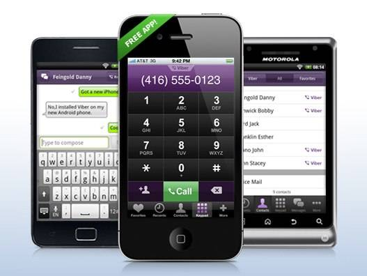 Viber VoIP hits Android: Free international calls and SMS [Video