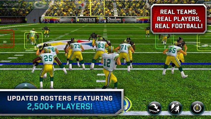 Madden NFL 2012 Now in the Android Market [Update] - Android Community