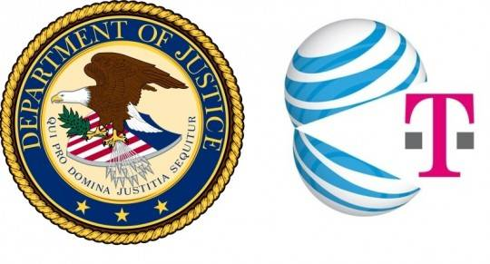 Department of Justice Files to Block T-Mobile Buyout, AT&T Responds