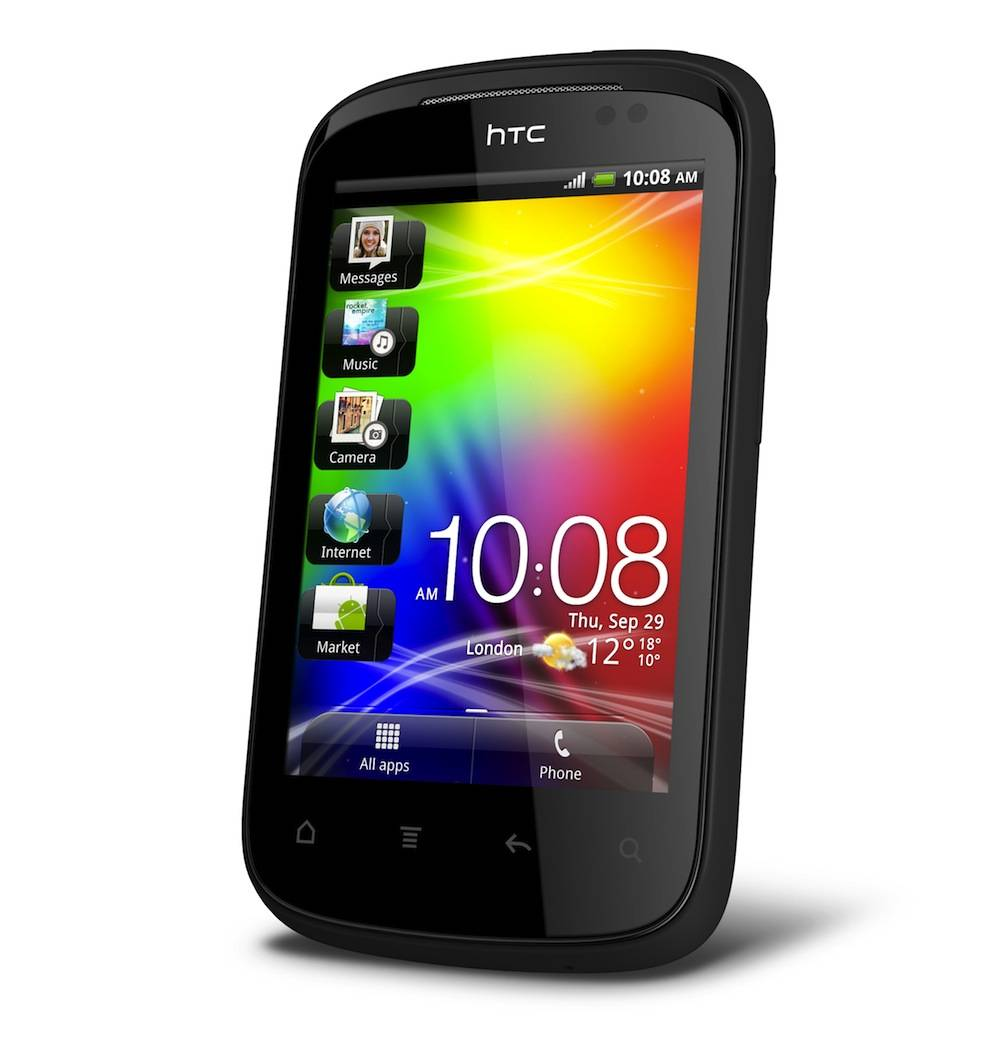 HTC Explorer Delivers Android On A Budget