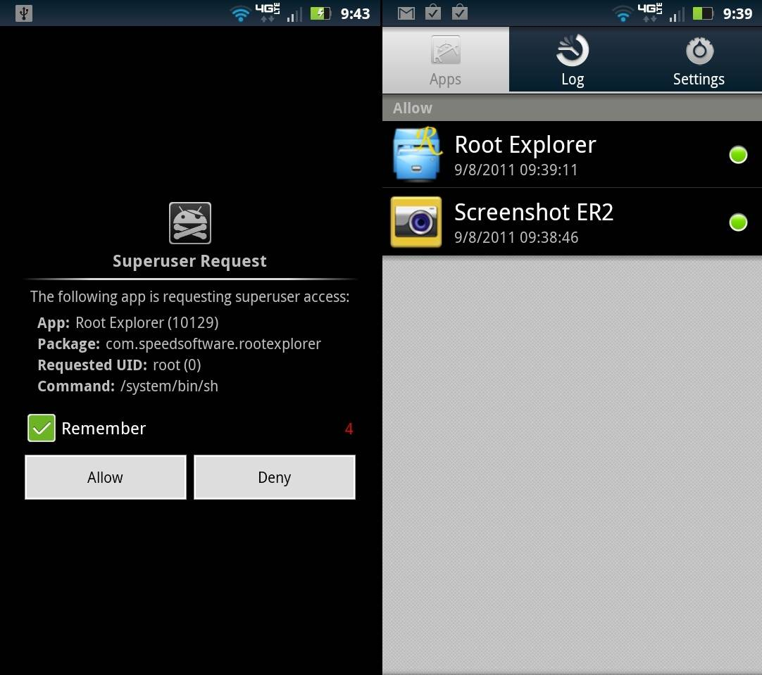 Motorola DROID Bionic Rooted with one-click-root [Download
