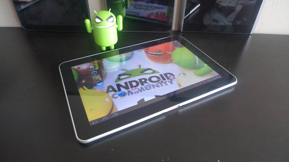 android update for galaxy tab 10.1