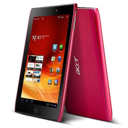 acer-iconia-a100 red