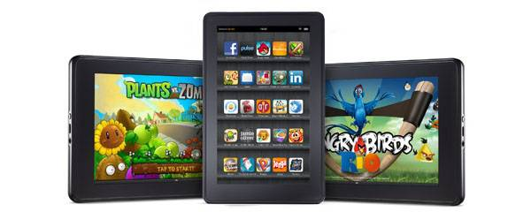 amazon announces  u0026quot thousands of apps u0026quot  for the kindle fire