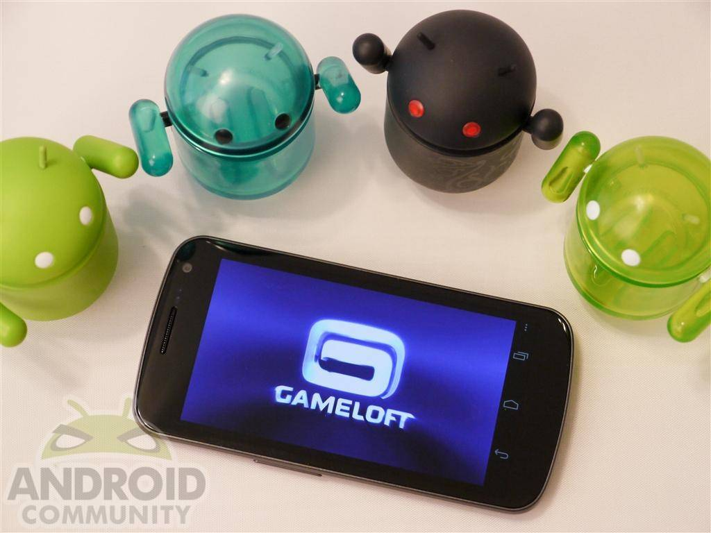 gameloft androids-1
