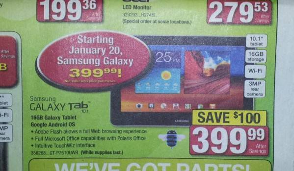 Staples-offering-galaxy-tab-for-400