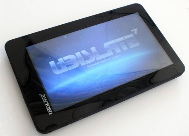 ubislate upgrade
