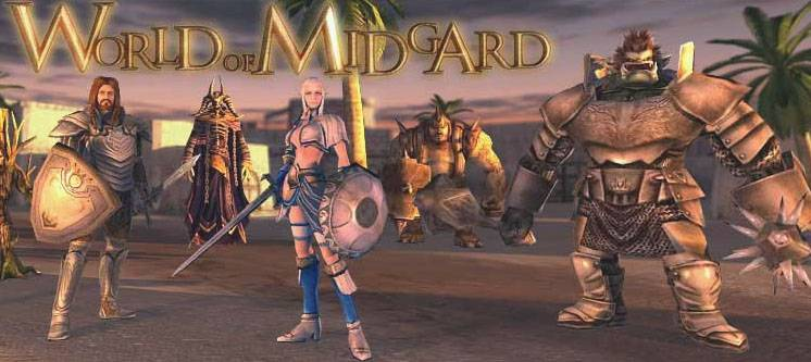 world of midgard